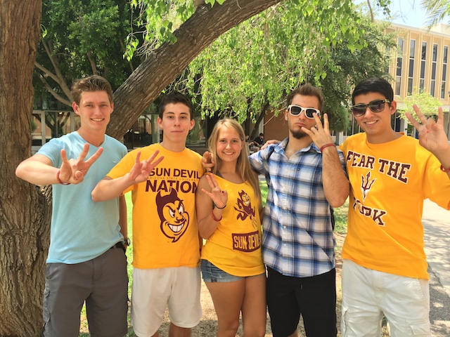 Meet our Sun Devil Class of 2019