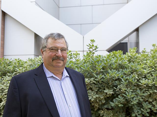 Impressive impact on geotechnical engineering earns Kavazanjian ASU Regents' Professor honor