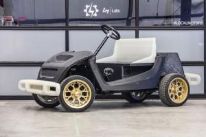 ASU Local Motors 3D car