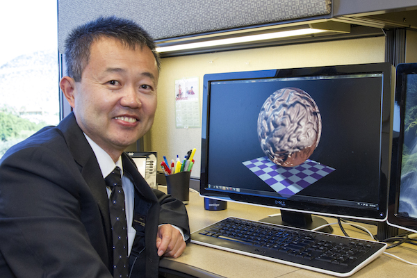 Unlocking the mystery of the human brain with modern geometry-based imaging computation