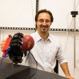 A team of biomedical engineering researchers is exploring the complicated movement mechanics and sensory feedback used in picking up an object.
