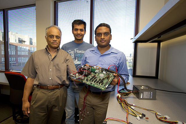 Vrudhula named IEEE Fellow for advances in energy efficiency