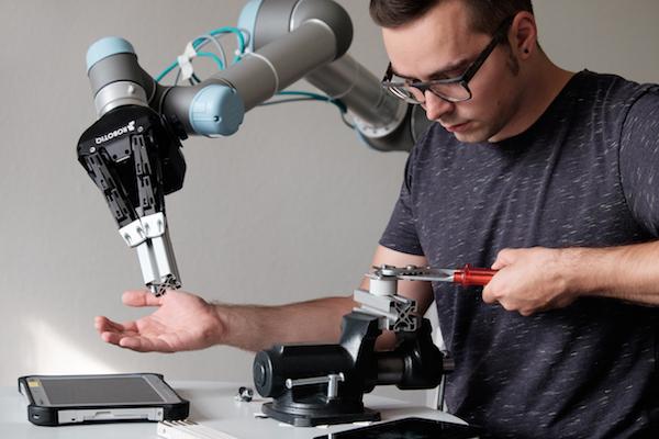 human robot collaboration