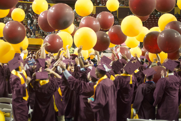 Fall 2015 Outstanding and Distinguished ASU Engineering Graduates