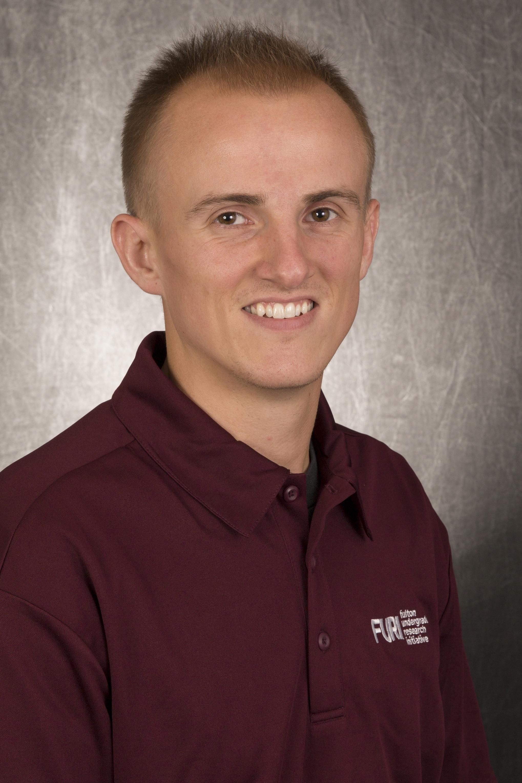 Evan Hammac – Distinguished Graduate