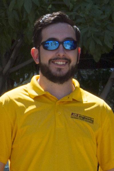 Joshua Conter – Distinguished Graduate