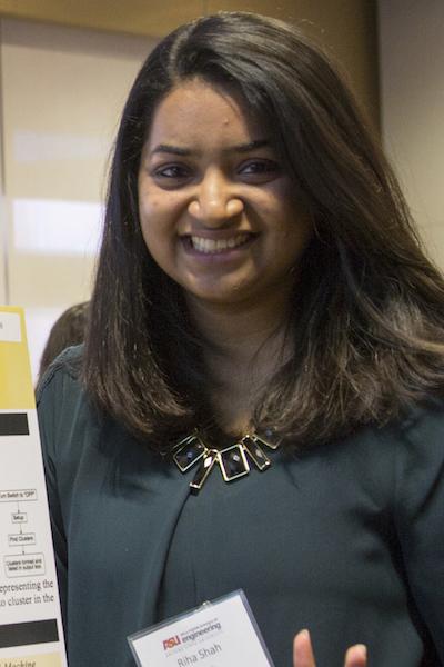 Riha Shah – Distinguished Graduate