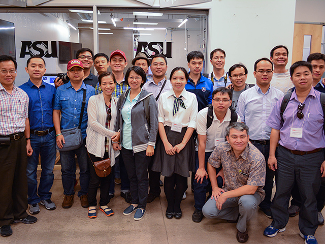 Intel, ASU partner with Vietnamese engineers to develop 'smart' objects, infrastructure