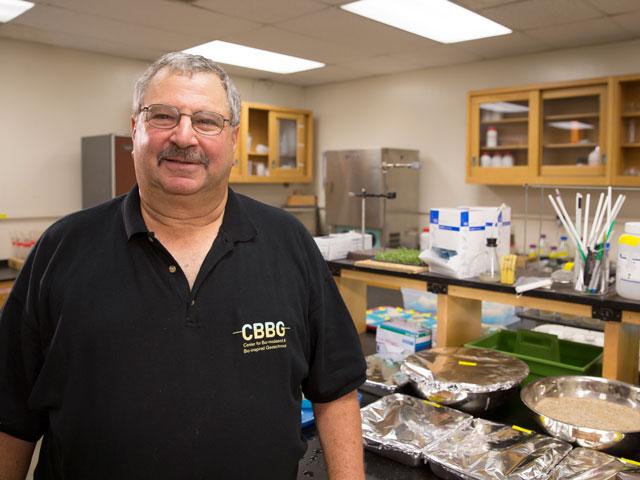 Professor's endowment will move geotechnical engineering program forward