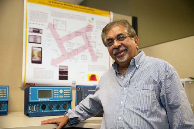 Mirchandani named INFORMS fellow for pioneering advances in network traffic control