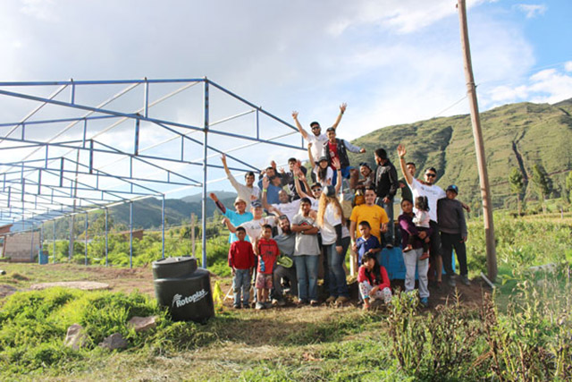 GlobalResolve Club improves quality of life at Peruvian orphanage through engineering