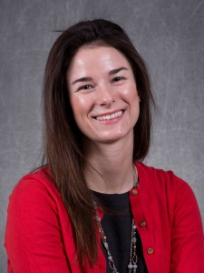 Assistant professor of chemical engineering Julianne Holloway