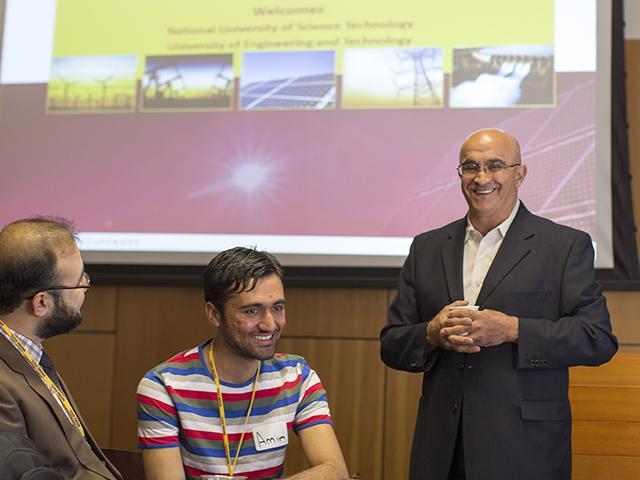 ASU, Pakistani universities partner to power Pakistan's future