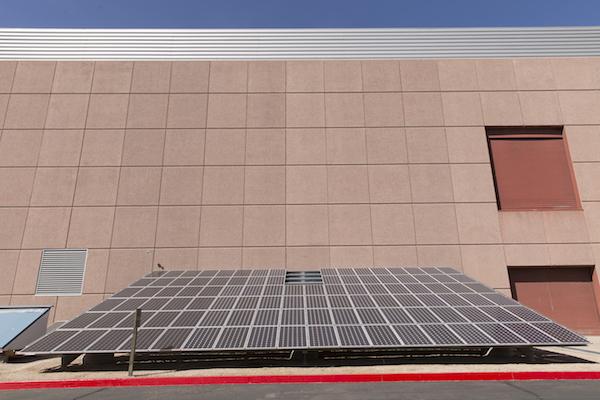 SenSIP solar facility