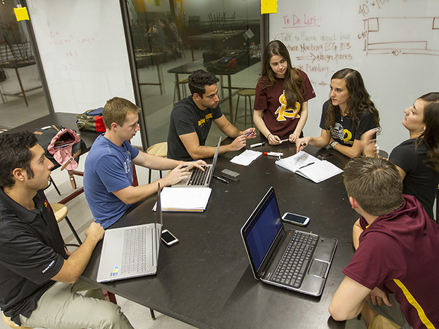 ASU enters partnership to imbue entrepreneurial mindset in engineering education