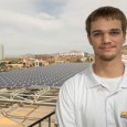 Graduate student Nicholas Fortenberry applies more than just engineering skills in the Fulton Schools' comprehensive Solar Energy Engineering and Commercialization program.