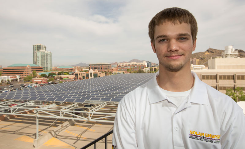 Solar energy graduate program teaches all aspects of the industry
