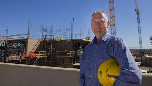 Bearup brings building expertise to construction profession's next generation