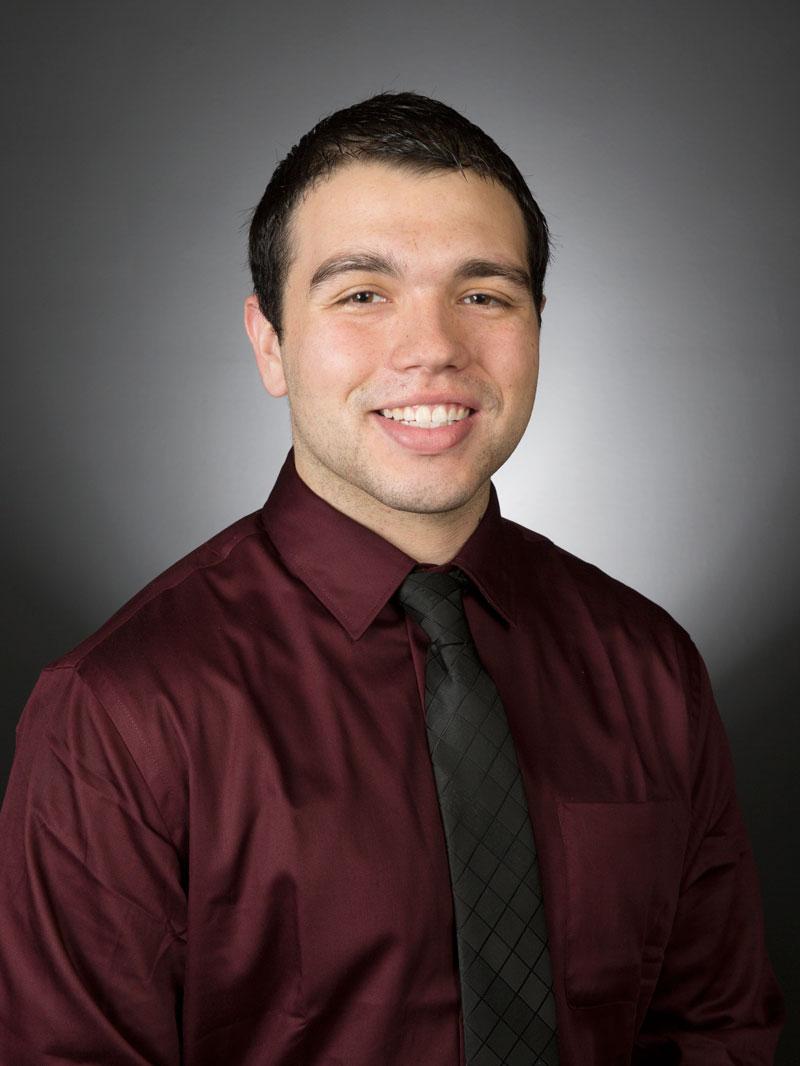 Jorge Cardenas — Outstanding Undergraduate