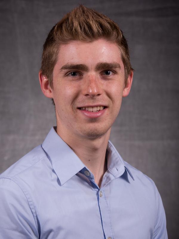 Nathaniel Flick — Outstanding Undergraduate