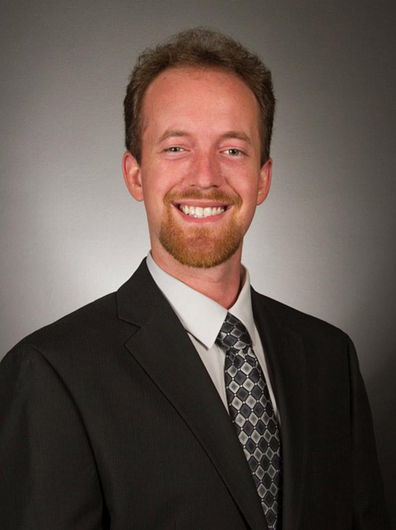 Patrick Gaines — Outstanding Undergraduate