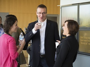 Julianne Holloway Brendan Harley Sarah Heilshorn at ASU MCTB Symposium