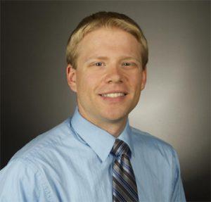 Derek Overstreet, Sonoran Biosciences co-founder and chief scientific officer.