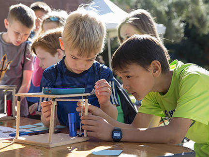 DiscoverE Day makes engineering relevant to youngest learners