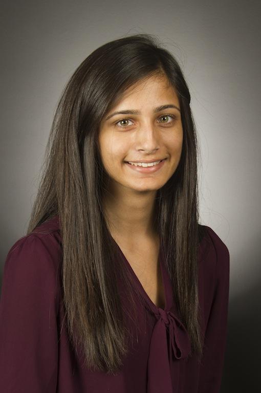 Sanya Mehta — Distinguished Service Award
