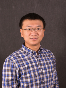 Wenlong Zhang, assistant professor in the Ira A. Fulton Schools of Engineering.