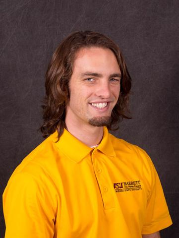 Adam Johnson — Outstanding Undergraduate