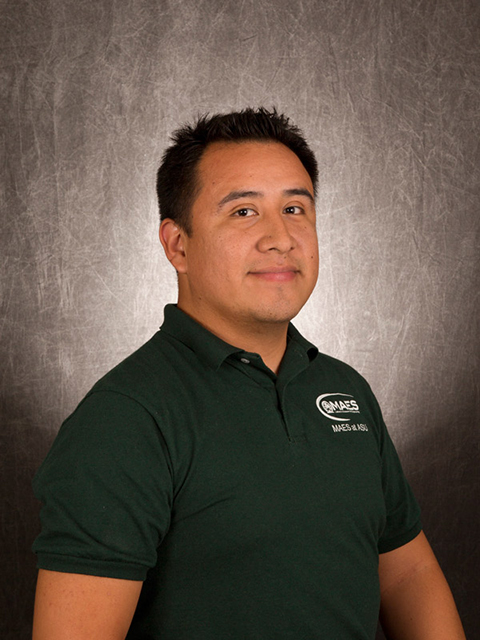 Leo Osorio — Distinguished Service Award