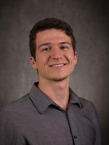 Andrew Hickey — Outstanding Undergraduate