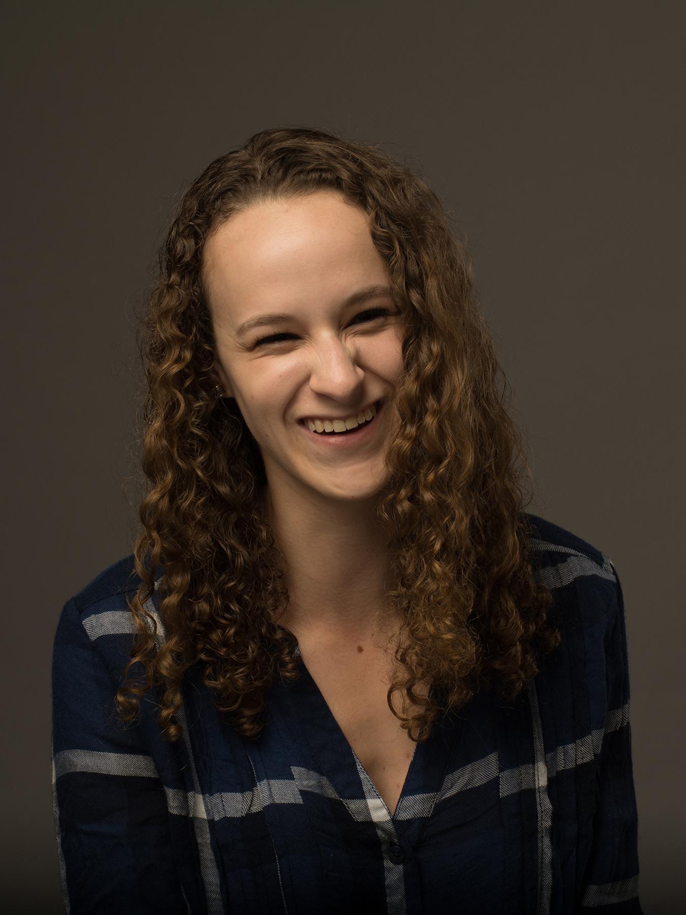 Ariel Blackman — Outstanding Undergraduate