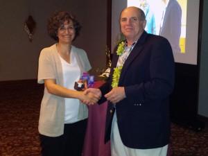 Ron Askin and Esma Gel at CIDSE Night 2015