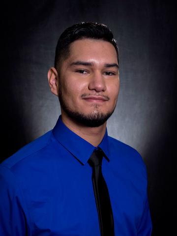 David Mejia — Outstanding Undergraduate