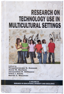 book edited by ASU Associate Professor Tirupalavanam Ganesh and other education researchers explores ways that technology can be used to help make advances in equal-opportunity education. Photographer: Nicholas Narducci/ASU