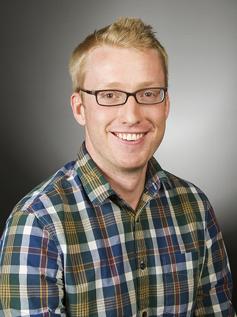 Nathan Kirkpatrick — Outstanding Undergraduate