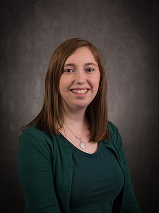 Ashley Krueger — Distinguished Service Award