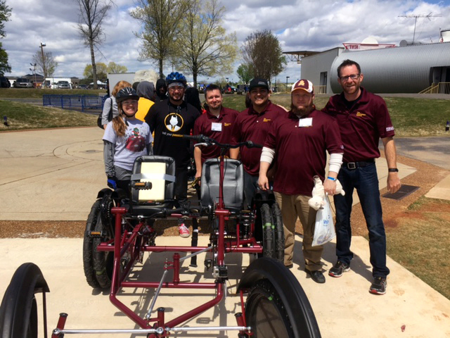 Engineering students among top performers at NASA's Human Exploration Rover Challenge