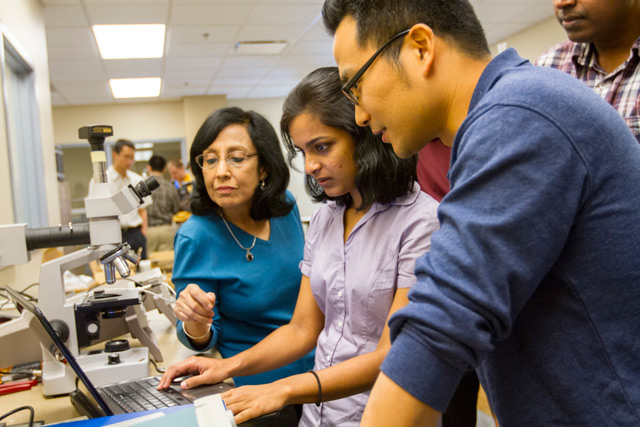 Amelia Earhart Fellowship will propel student's aerospace materials research