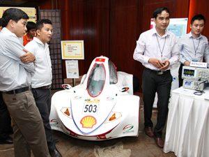 HEEAP Vietnam Engineering Shell_Eco_Marathon_Winners_Vietnam