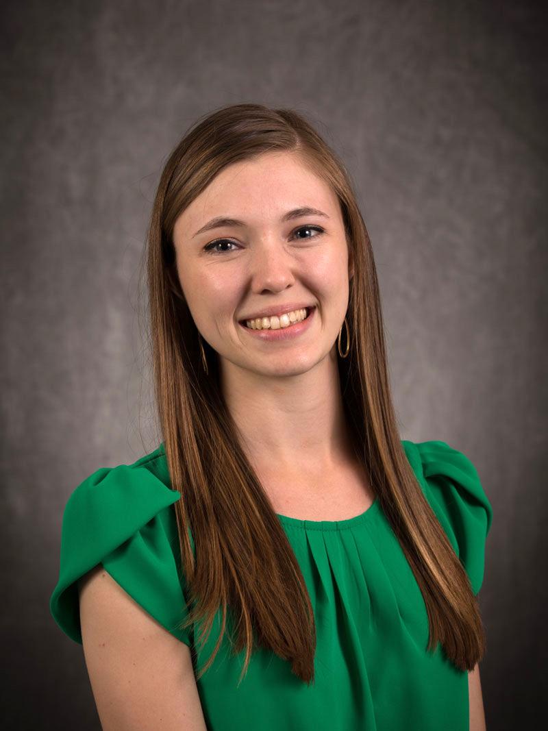 Anna Weiss — Outstanding Undergraduate