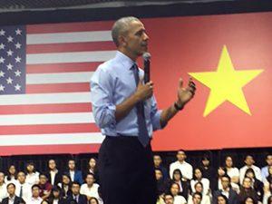 President Obama at YSEALI Town Hall ASU Southeast Asia