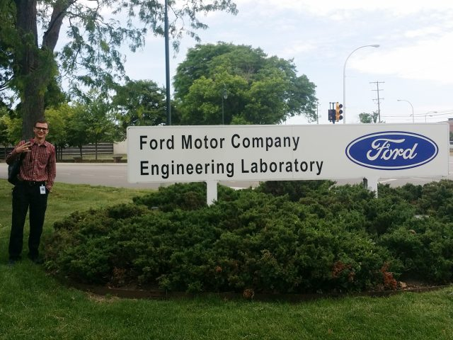 ASU's Ira A. Fulton Schools of Engineering is now ranked by Ford Motor Company as one of its top recruitment schools.
