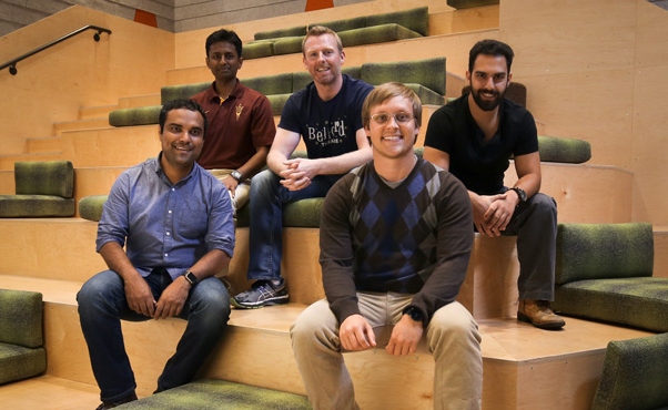 Professor leads Google ATAP project, teams up with former students