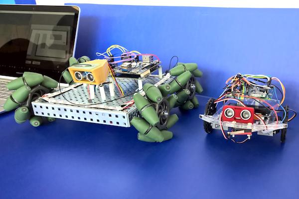 ASU VIPLE, Intel Cup, robotics