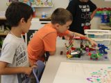 FIRST LEGO League Jr. summer camp