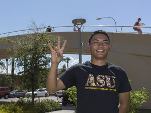 Alan Potter, class of 2020, Ira A. Fulton Schools of Engineering, Arizona State University, ASU