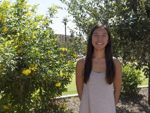 Courtney Ng, class of 2020, Ira A. Fulton Schools of Engineering, Arizona State University, ASU